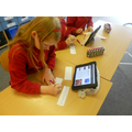 Using the ipads for research