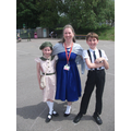 Great Costumes Mrs Howard, Emily and Calum!