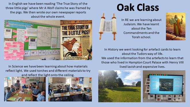 The first three weeks of school have been very busy with lots of learning.