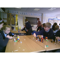 Having a class war with our catapults!