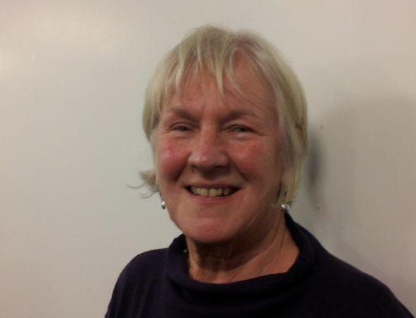 Pat Walker - Community Governor