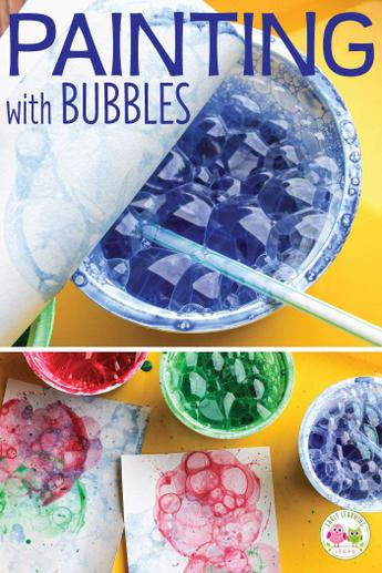 Paper Over Bubbles