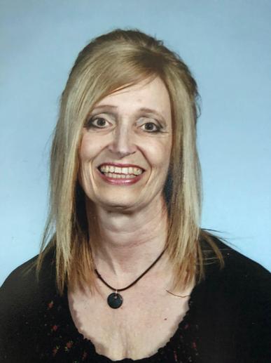 Mrs J Warner - Teaching Assistant