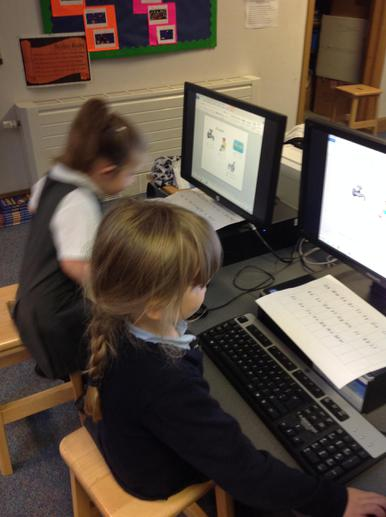 Using our phonic skills in ICT