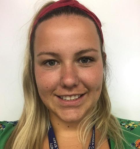 Mrs Swinden (Year Leader)
