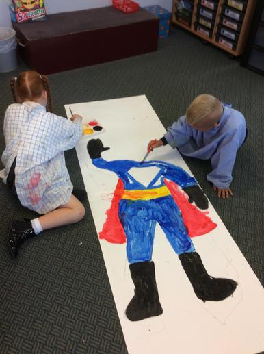 Painting our super learner