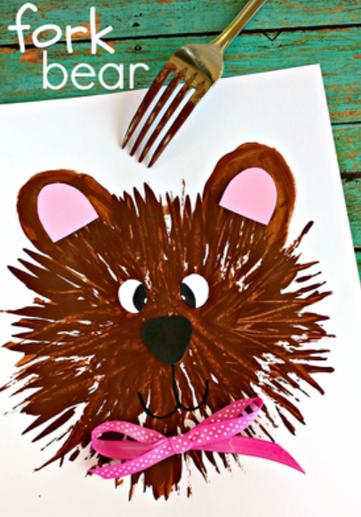 Fork Bear