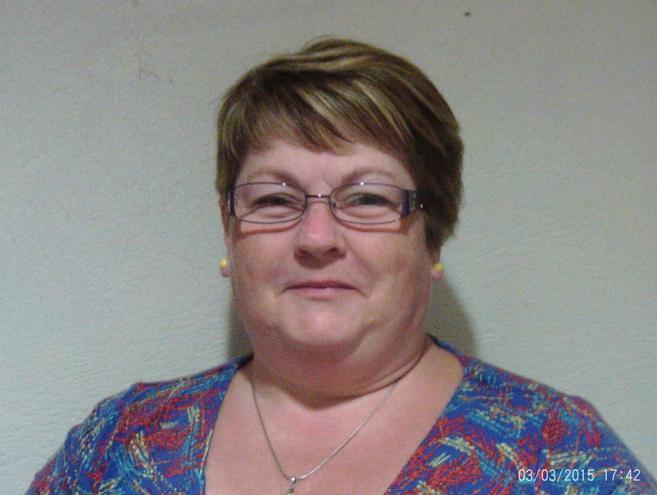 Mandy Parkes Senior Administrator