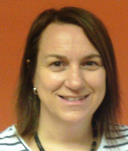 Mrs Clare Wardle ~ Nursery Assistant