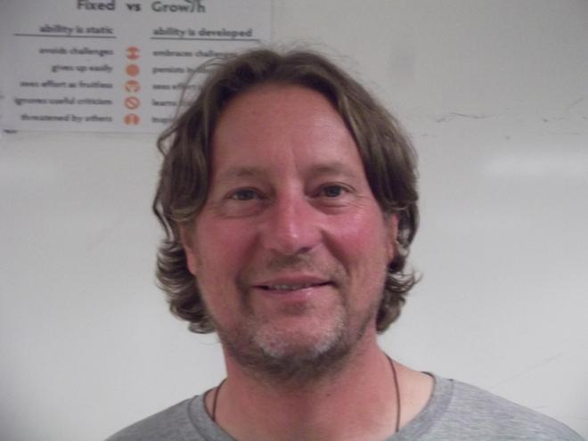 Chris Powe Year 6 Teacher