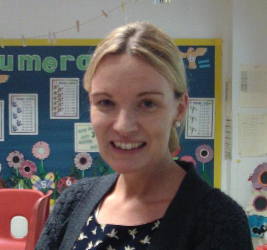 Mrs Lisa Wood ~ Yr 3 TA (am)/KS2 PPA (pm)