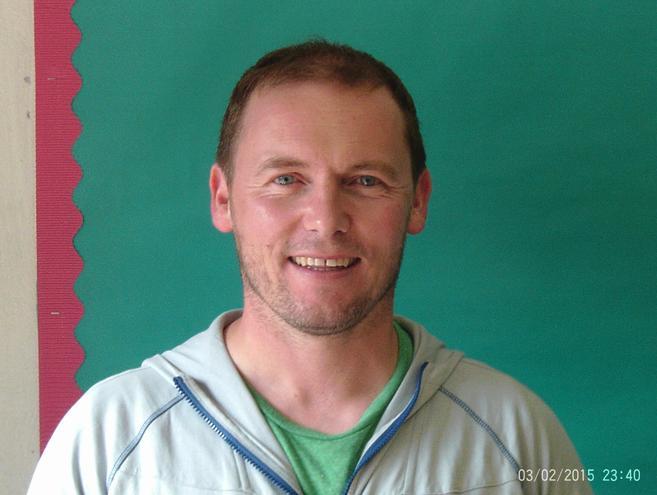 Paul Marchant - Year 1 Teacher