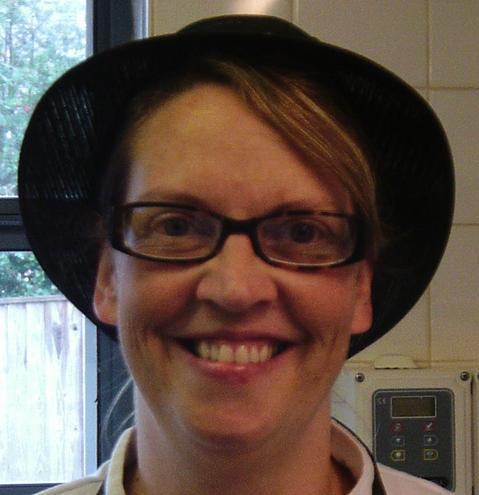 Mrs Nicky Mc Kechnie ~ Kitchen Manager
