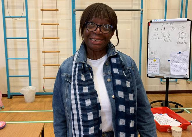 Mrs Clem Cuthbert ~ BC