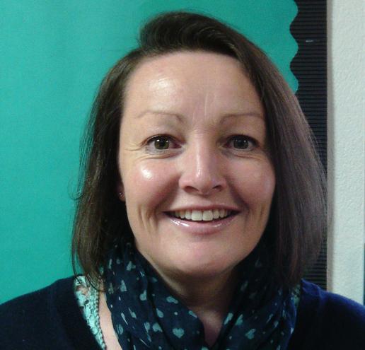 Mrs Ali Smith ~ FS TA