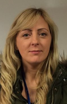 Mrs Toni Saysell - Clerical Assistant