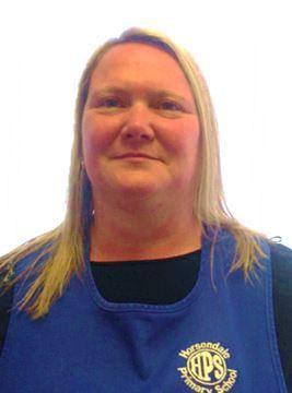 Mrs Jayne Trickett - Midday Supervisor