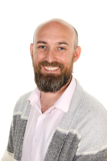 Mr Curtis Jordan - Teacher