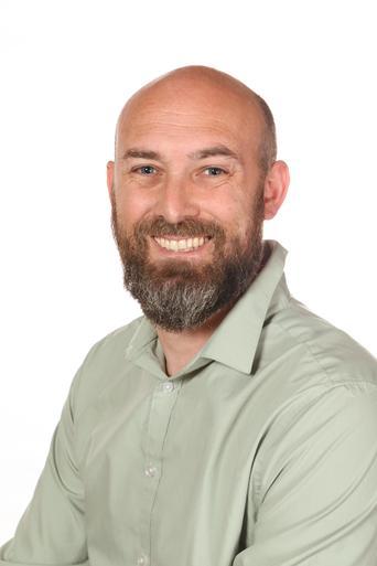 Mr Curtis Jordan - Year 2 Teacher