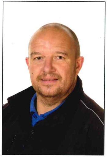 Mr Chris Britten - Site Manager/Midday Supervisor