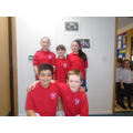 Year 5 Cross Country Runners