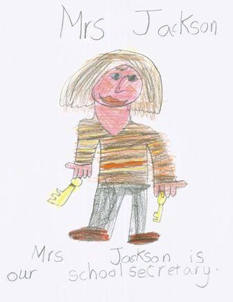 Mrs Jackson, School Business Manager