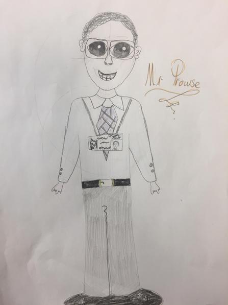 Mr Prowse, Year 4 Teacher