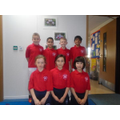 Year 4 Cross Country Runners