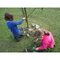 We want to make birds nests.