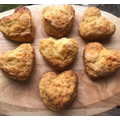 Freya: Cheese scones