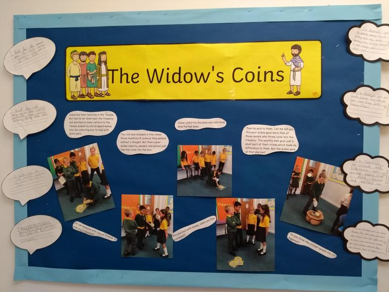 The Parable of the Widow's Coins