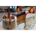 Sarah: Unicorn cake