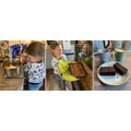 Ella: Chocolate brownies