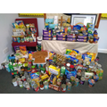 Generous donations from our Houghton families