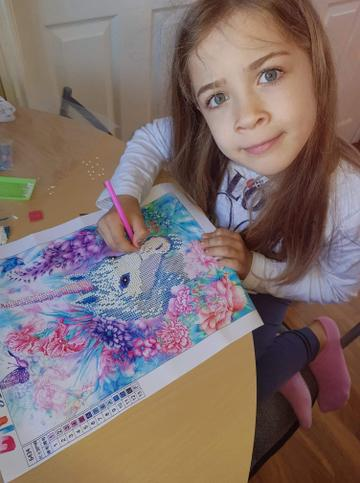 Keep calm and do some amazing colouring!