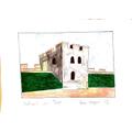 Eesha's Hadrian wall