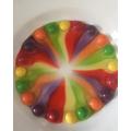 Medha's skittle experiment