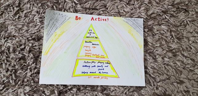 Kanav's Exercise Poster
