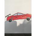 Rishabh's car picture