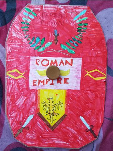 Ruthvik's Shield