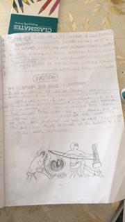 Shazain's Letter
