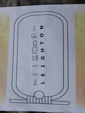 Leighton's Work