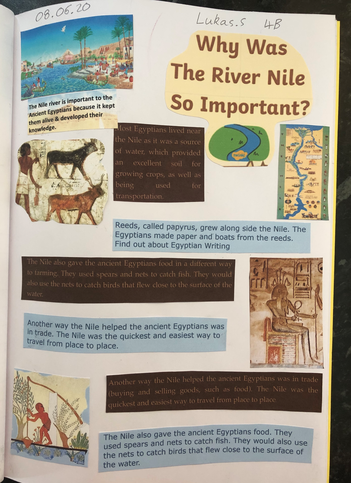 A fab leaflet by Lukas S