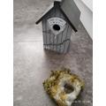 Constantine's bird house!