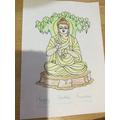 Kanav's Budha Pic