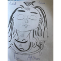 Lord Shiva by Akshara