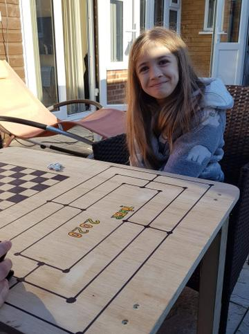 Board/Table games.