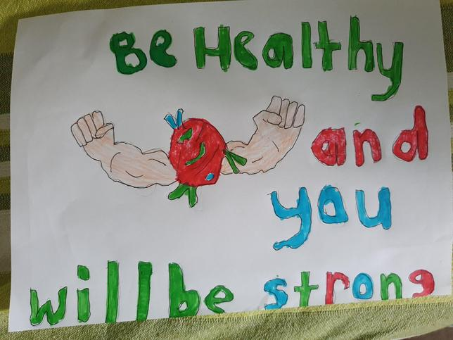 Reid's Exercise Poster