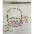 Easter Roman colouring
