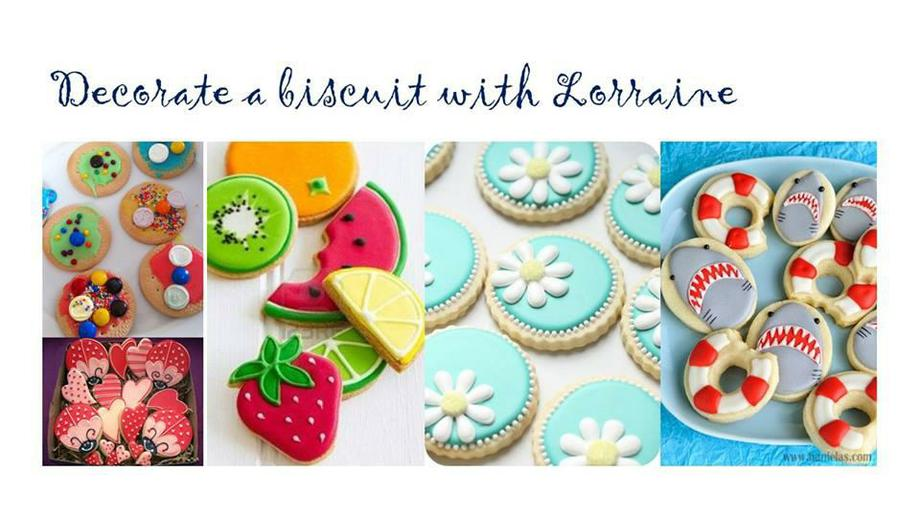 Biscuit Decoration